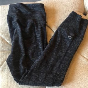 2 for $12 GapFit jogger style space dyed leggings